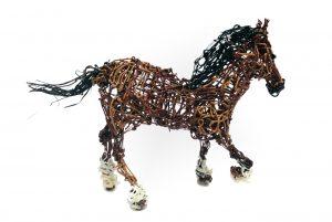 Disegno a cavallo