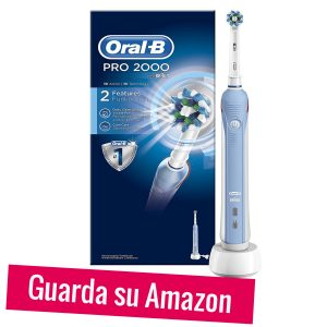 Oral-B Pro CrossAction 2000