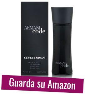 "Giorgio Armani, ""Armani Code"""