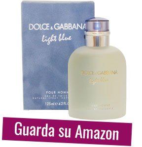 """Dolce&Gabbana, """"Light Blue Pour Homme"""""""