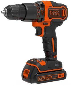 BLACK+DECKER BDCHD18K-QW – Miglior rapport qualita prezzo
