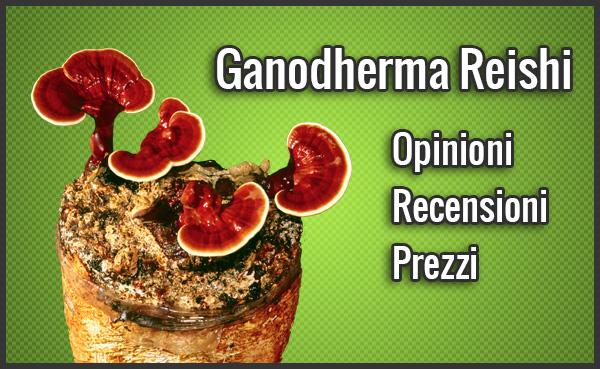 Ganodherma Reishi – Opinioni, Recensioni, Prezzo
