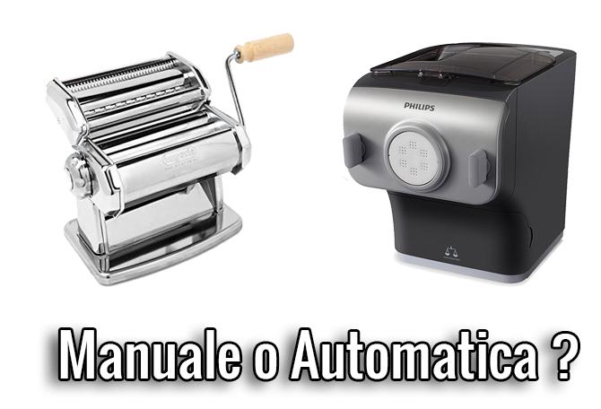 manuale o automatica
