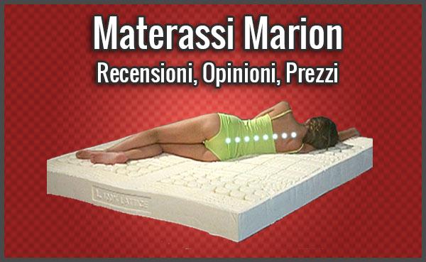 Materasso In Lattice Marion Recensioni.Materassi Marion Recensioni Opinioni Prezzi Aprile 2019