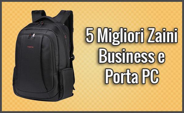 I 5 migliori zaini business e porta pc impermeabili opinioni - Zaino porta pc 12 pollici ...