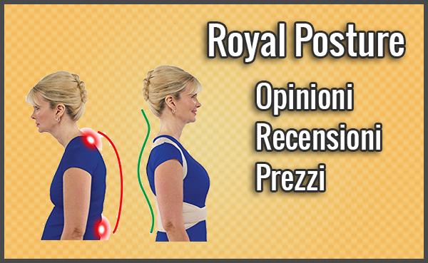 Royal Posture - Opinioni, Recensioni, Prezzo (Dicembre 2019)