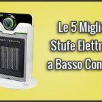 stufa elettrica a basso consumo