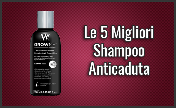Qual è il Miglior Shampoo Anticaduta?– Opinioni, Recensioni, Prezzi (Agosto 2019)