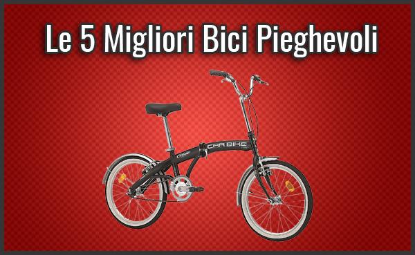 Bicicletta Leggera Pieghevole.Le 5 Migliori Bici Pieghevoli Opinioni Recensioni