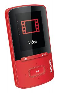 Philips GoGear MP4 player