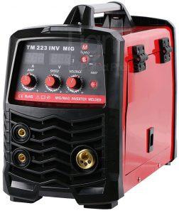 Qual è la Migliore Saldatrice Inverter Professionale e per Uso Domestico? TM-223-INV-MIG-252x300