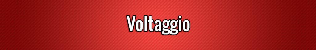 Voltaggio