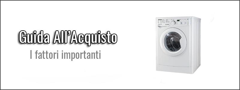Le 10 migliori lavatrici opinioni recensioni prezzi for Quale lavatrice comprare