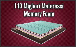 Qual è il Miglior Materasso Memory Foam? – Recensioni, Opinioni, Prezzi (Aprile 2018)