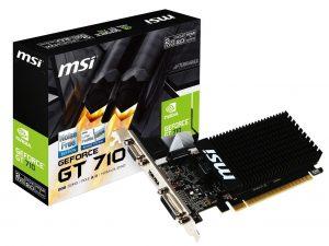 MSI GeForce GT710