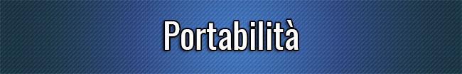 Portabilità
