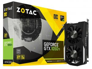 Zotac GeForce GTX 1050Ti