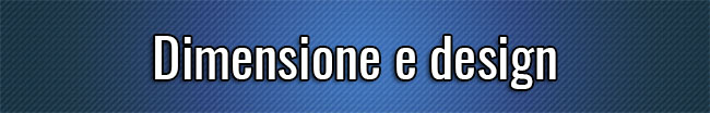 Dimensione e design