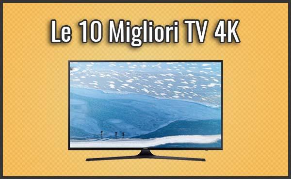 migliore-tv-4k-a-confronto