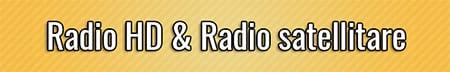 Radio HD _ Radio satellitare