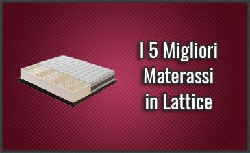 Materassi In Lattice Naturale 100 Prezzo.I 5 Migliori Materassi In Lattice Naturale Recensioni Agos 2019