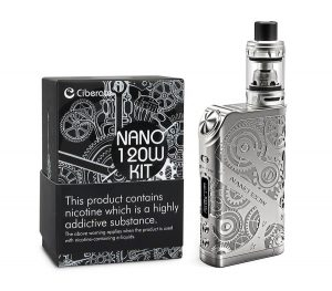CIBERATE TG Nano 120W Kit