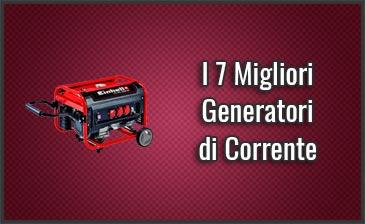 I 7 migliori generatori di corrente silenziati recensioni aprile