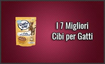I 7 Migliori Cibi Per Gatti Croccantini Umidi E Secchi Mag 2019