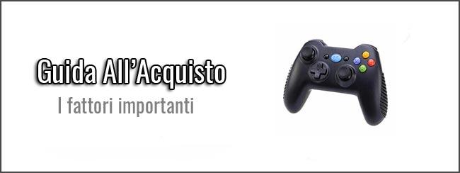 guida-all-acquisto-Gamepad-Controller