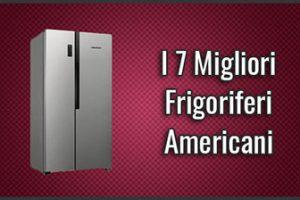 Qual è il Miglior Frigorifero Americano / Side by Side (2 ante)? – Opinioni, Recensioni (Febbraio 2019)