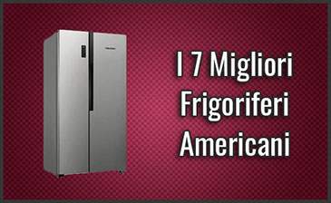 I 7 Migliori Frigoriferi Americani / Side by Side + ...