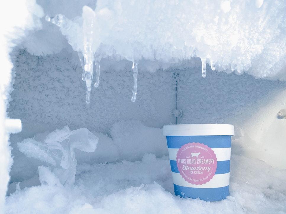 Attenzione al congelatore