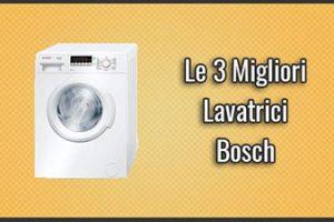 Qual è la Miglior Lavatrice Bosch? – Opinioni, Recensioni, Prezzi (Agosto 2019)