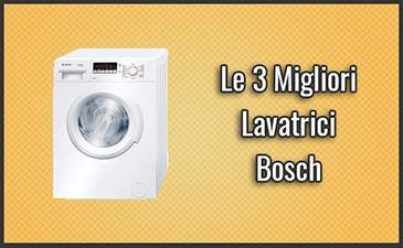 Le 3 Migliori Lavatrici Bosch Opinioni Recensioni Prezzi Aprile