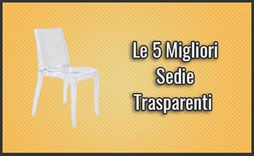 Le 5 Migliori Sedie Trasparenti – Opinioni, Recensioni, Prezzi ...