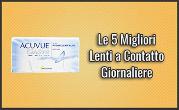 disponibile davvero economico come acquistare Le 5 Migliori Lenti a Contatto Giornaliere + Recensioni ...
