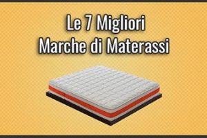 Vendita Materassi In Tv.I 12 Migliori Materassi In Commercio Classifica Recensioni Agos