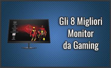 Qual è il Miglior Monitor da Gaming? – Anche 4K, 2K,..., Opinioni, Recensioni, Prezzi (Ottobre 2019)