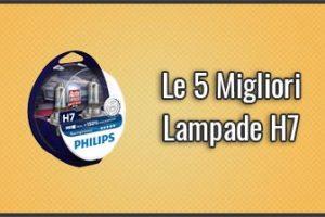 Qual è la Miglior Lampada H7? – Più Luminose, anche LED Omologate, con Effetto Xenon (Agosto 2019)