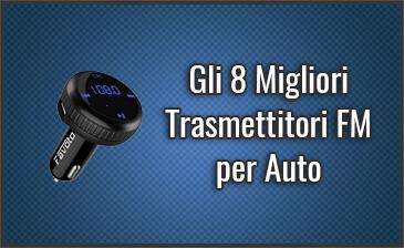 Qual è il Miglior Trasmettitore FM per Auto (Bluetooth)? – Opinioni, Recensioni (Dicembre 2019)