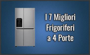 I 7 Migliori Frigoriferi a 4 Porte – Opinioni, Recensioni ...