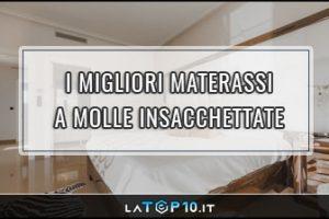 Materasso a Molle Insacchettate - Opinioni, Recensioni, Prezzo (Dicembre 2019)