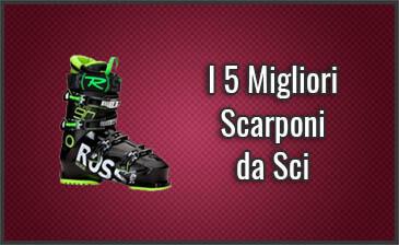 promo code 3d62b d4e56 I 5 Migliori Scarponi da Sci – Opinioni, Recensioni ...