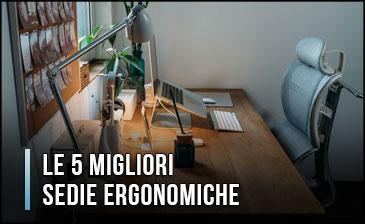 Qual è la Migliore Sedia Ergonomica? - Opinioni, Recensioni, Prezzi (Ottobre 2019)