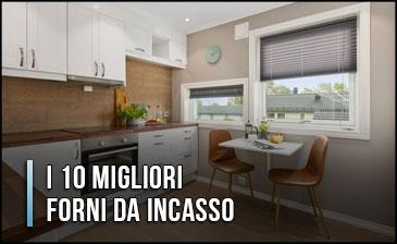 I 10 Migliori Forni da Incasso - Recensioni, Opinioni ...