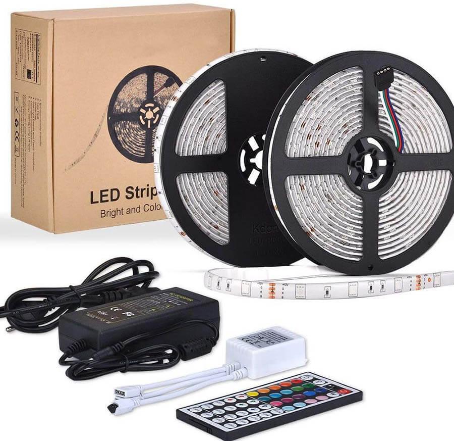 Qual è la Migliore Striscia LED? – Opinioni, Recensioni, Prezzi (Ottobre 2019)