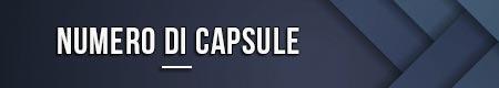 Numero di capsule