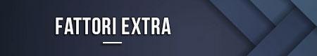 Fattori extra