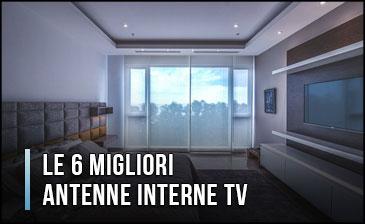 Qual è la Migliore Antenna Interna TV per Digitale Terrestre? – Opinioni, Recensioni, Prezzi (Gennaio 2020)