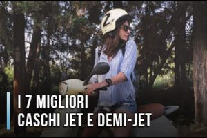 Qual è il Miglior Casco Jet e Demi-Jet per Moto e Scooter? - Opinioni, Recensioni, Prezzi (Gennaio 2020)